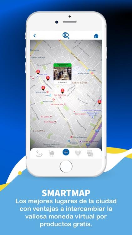 PassportAR Shopping Barcelona screenshot-3