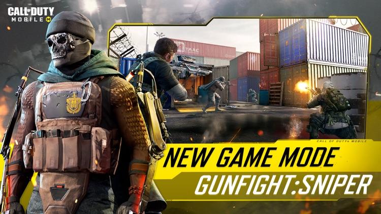 Call of Duty®: Mobile screenshot-4