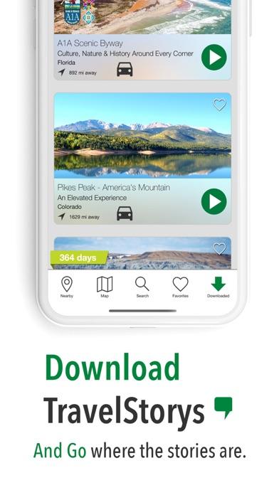 TravelStorys - Audio Guide Screenshot