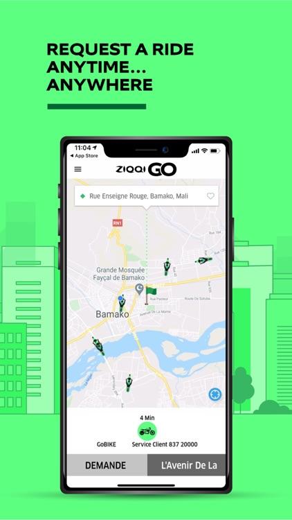 ZiqqiGO - Request a Taxi Now!
