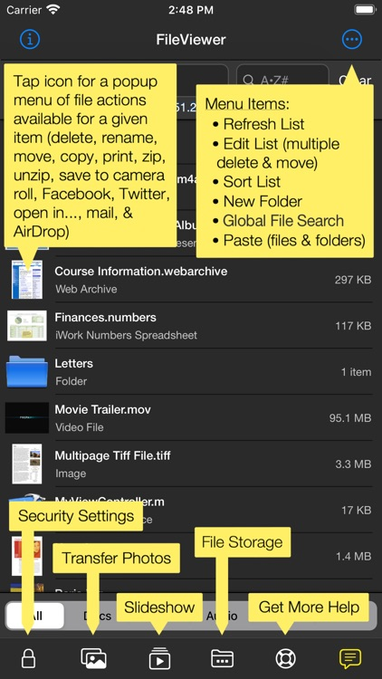 FileViewer USB for iPhone screenshot-7