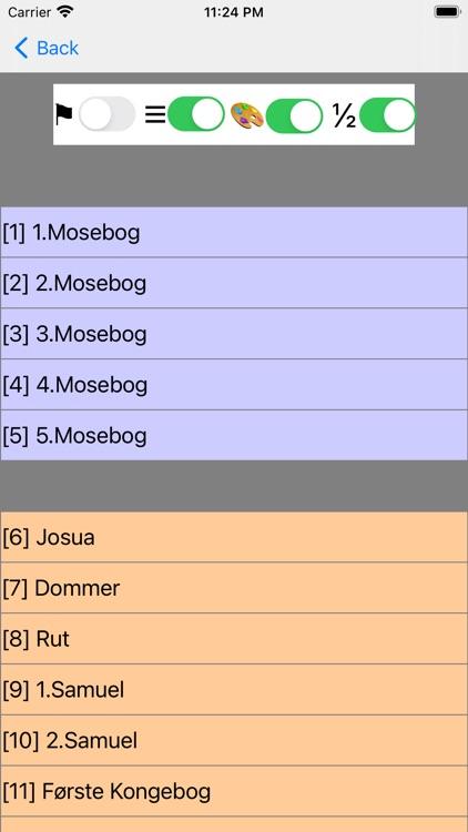 Bibelen (Danish Bible) screenshot-7