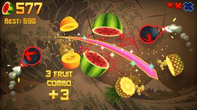Fruit Ninja Classic+ screenshot 1