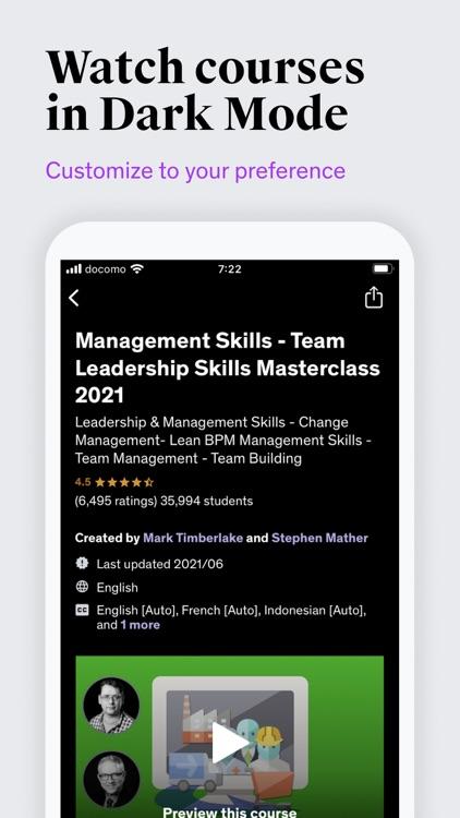 Udemy Business screenshot-7