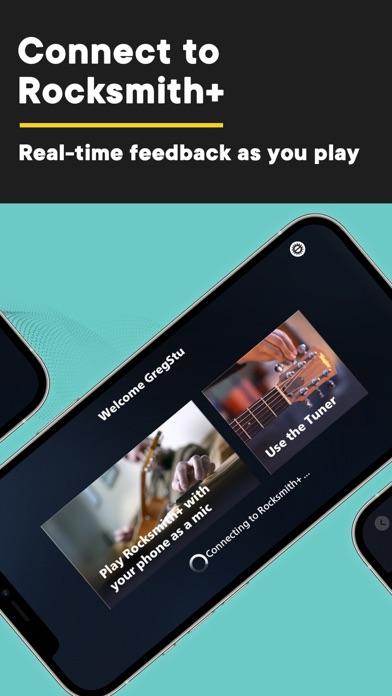 Rocksmith+ Connect – Tuner App screenshot 3
