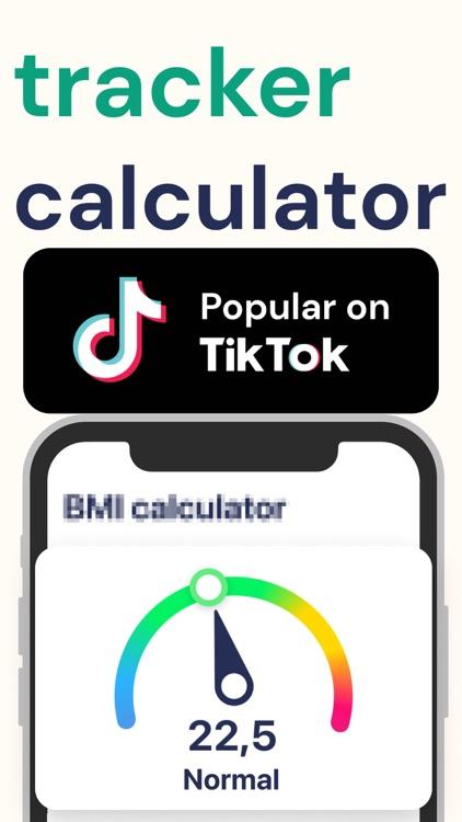 BMI Calculator Weight Tracker screenshot-8