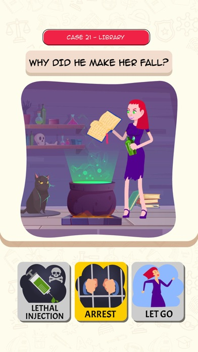 Be The Judge - Ethical Puzzles screenshot 7