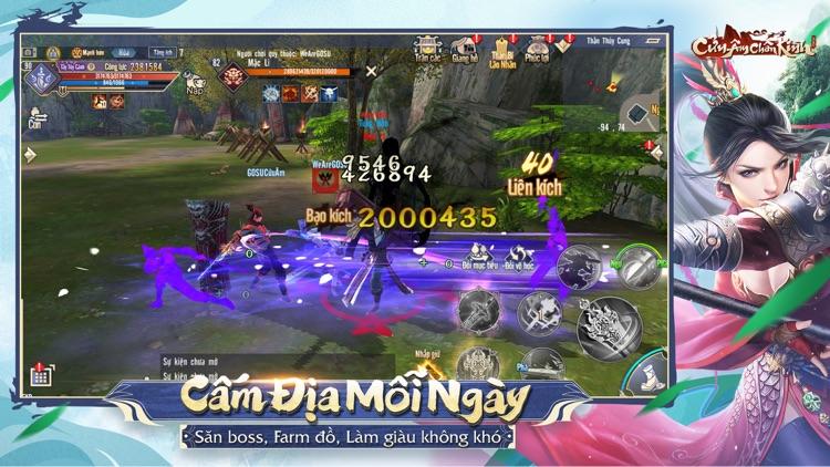 Cửu Âm Chân Kinh - GOSU screenshot-3