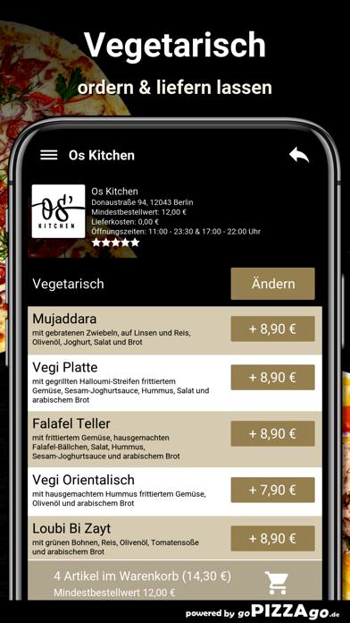 Os Kitchen Berlin screenshot 6