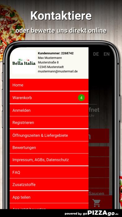 Bella-Italia Pulheim screenshot 3