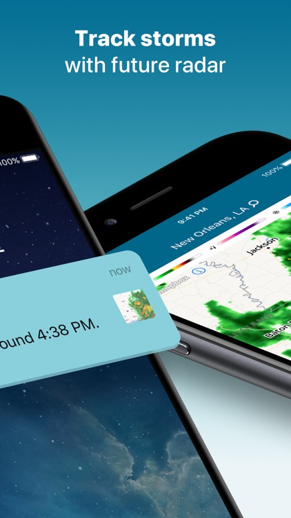 Weather - The Weather Channel screenshot-4