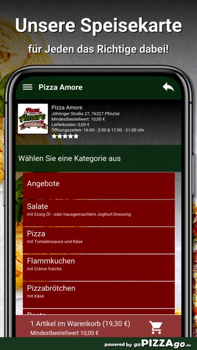 Pizza Amore Pfinztal screenshot 4