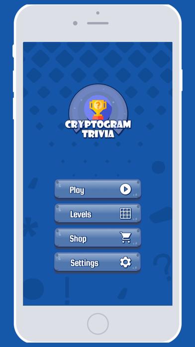 Cryptogram TriviaСкриншоты 1