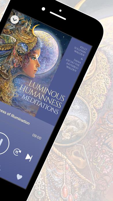 Luminous Humanness Meditations screenshot 7