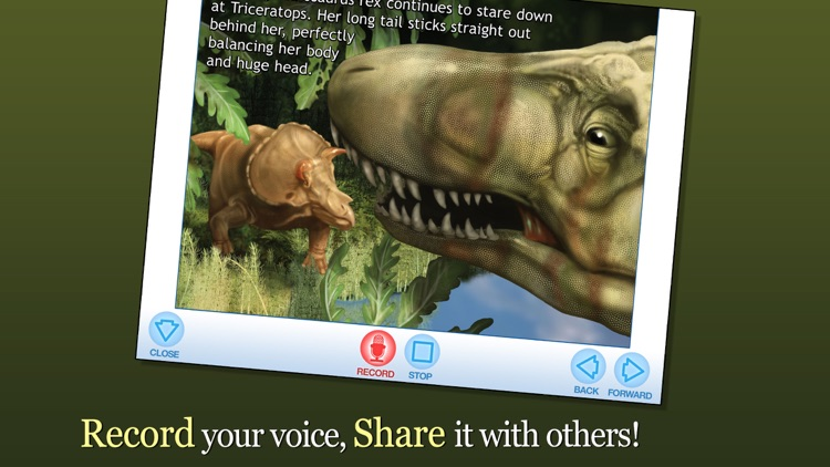 Triceratops Gets Lost screenshot-3