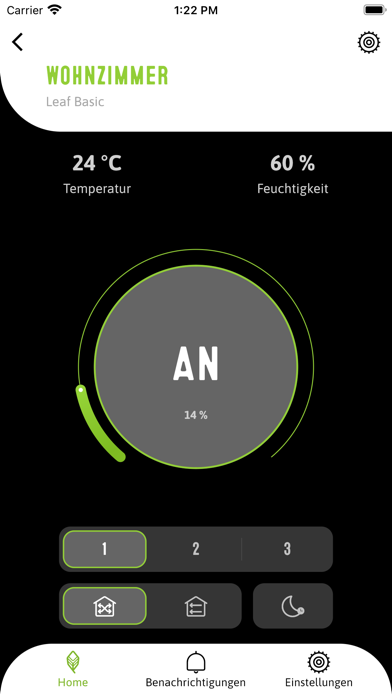 Leaf Ventilation screenshot 1