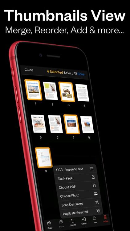 PDF Office Pro, Acrobat Expert screenshot-6