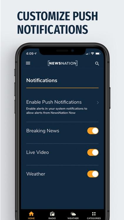 NewsNation Now: Unbiased News screenshot-4