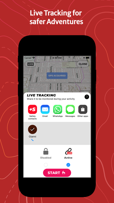 点击获取WHIP LIVE Routes & Safety