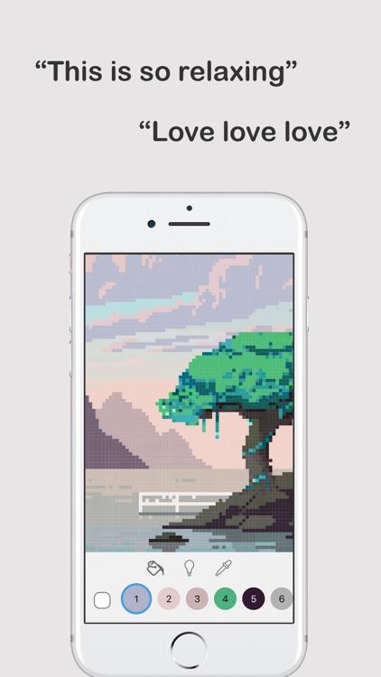 Pixel Color - Color by Number screenshot-3