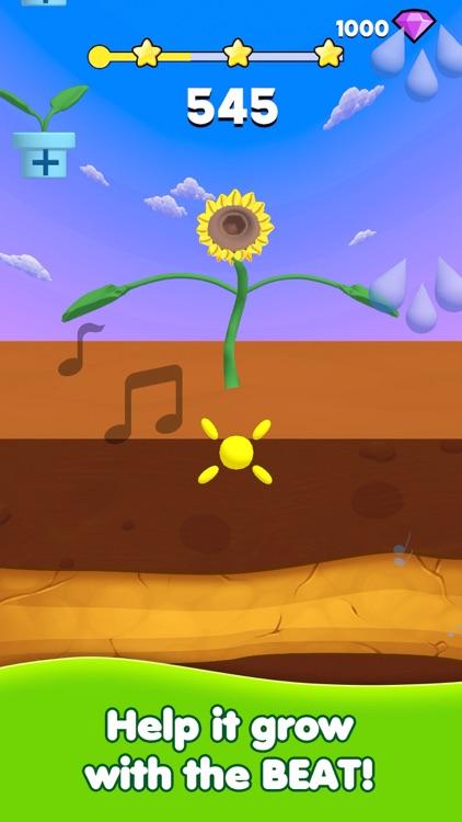 Dancing Sunflower:Rhythm Music