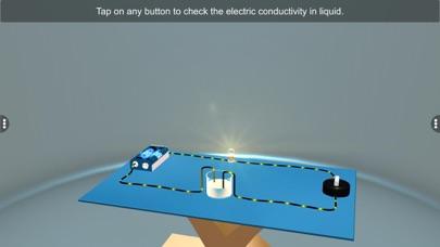 Electric Conduction in Liquids screenshot 7