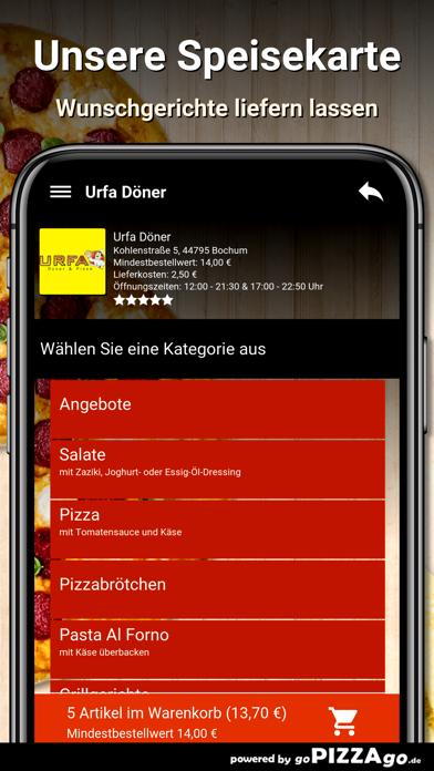Urfa Döner Bochum screenshot 4