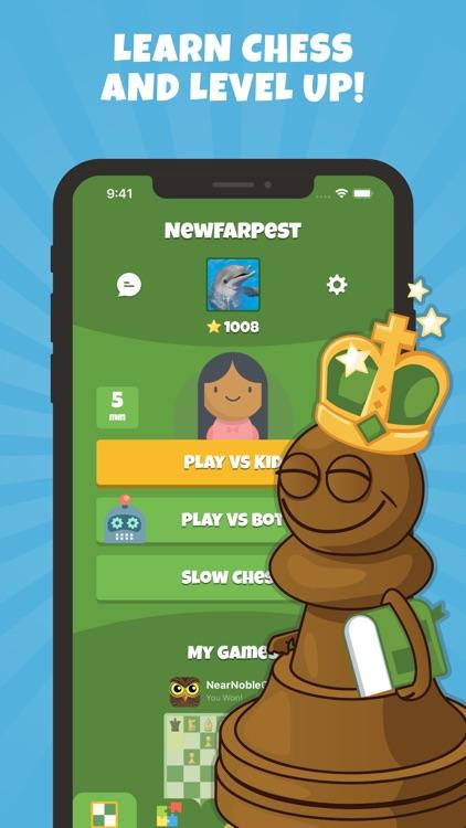 Chess for Kids - Play & Learn screenshot-0