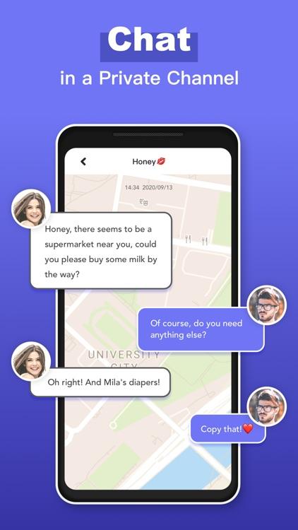WRU: Find Family,Friends,Phone screenshot-5