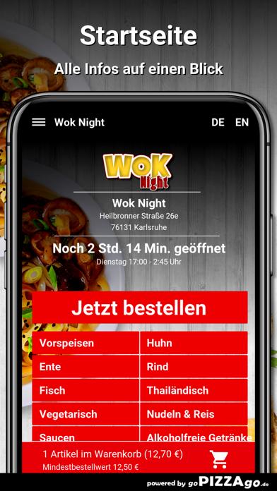 Wok Night Karlsruhe screenshot 4