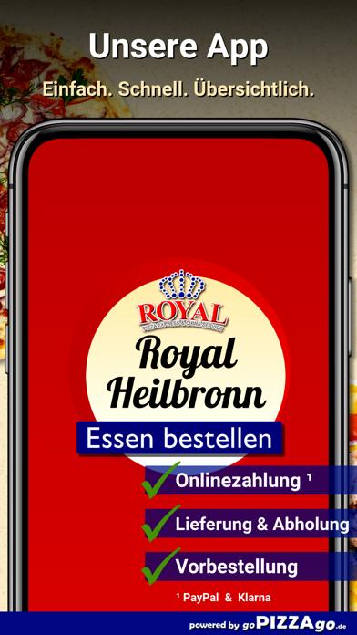 Royal Pizza Express Heilbronn screenshot 1