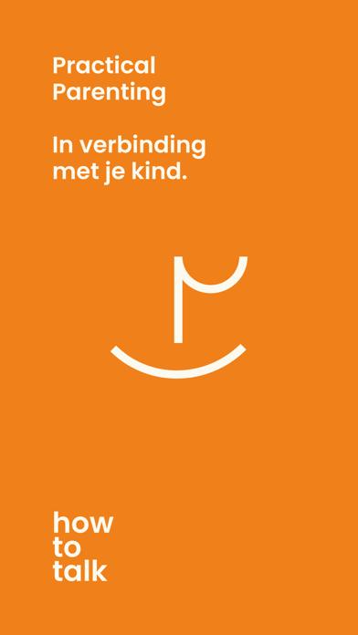 Howtotalk: Positief opvoeden iPhone app afbeelding 1