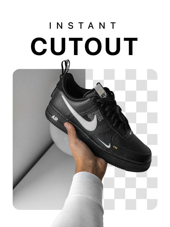 iPad Image of Pixelcut: AI Graphic Designer