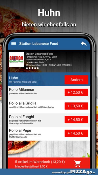 Station Lebanese Food Berlin screenshot 6