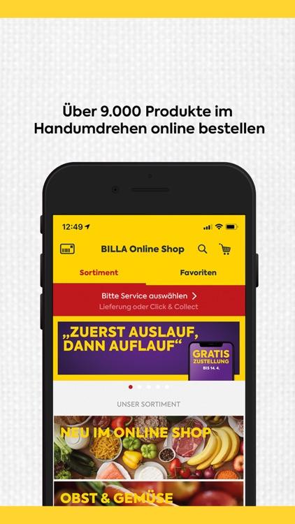 BILLA screenshot-3