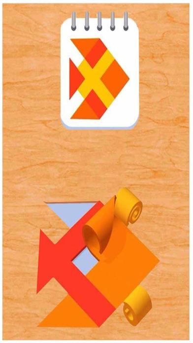 カラーロールスイッチ:パズルを並べ替える紹介画像2