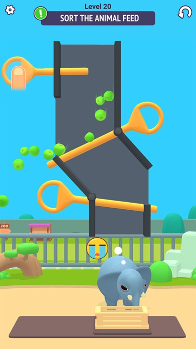 Zoo - Happy Animals screenshot 3