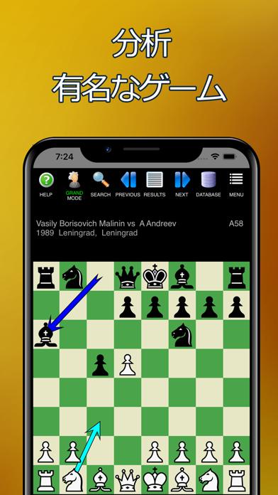 チェス Mastersoft ScreenShot4