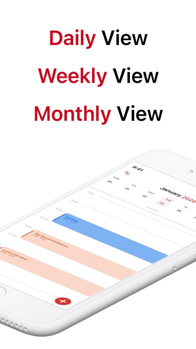 Today - Calendar & Manager Screenshot