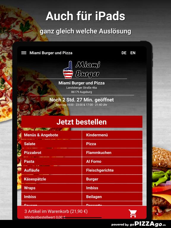 Miami-Burger Augsburg screenshot 7