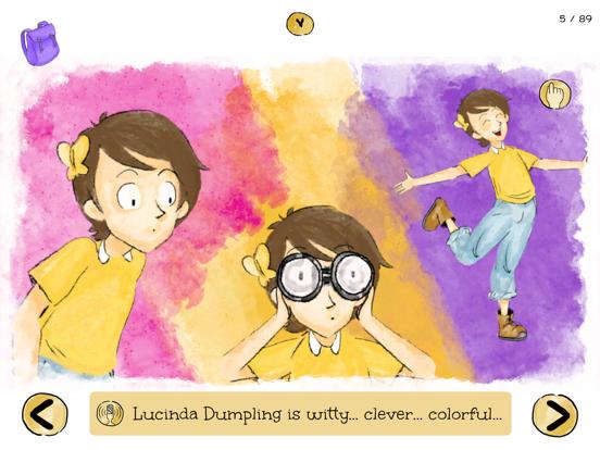Lucinda Dumpling screenshot 13