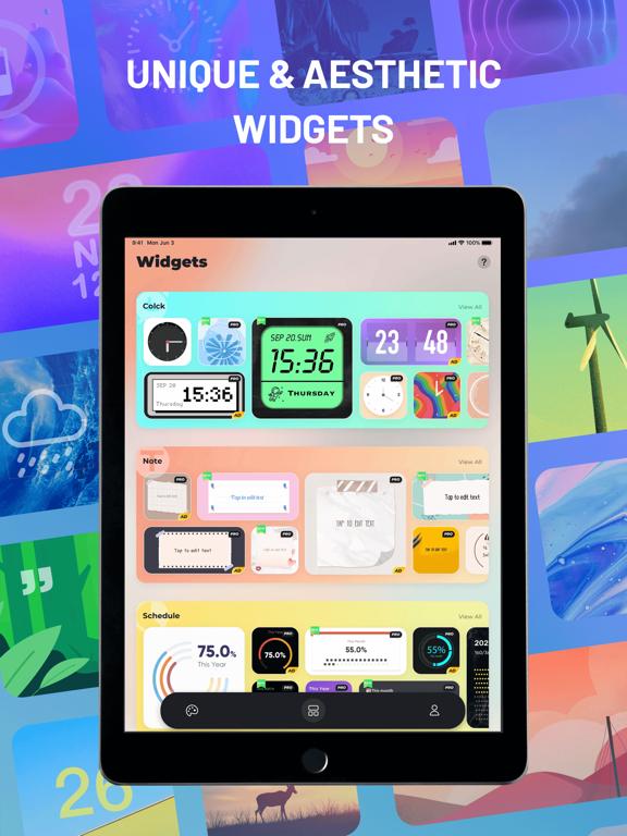 Fancy Widgets & Themes screenshot 15