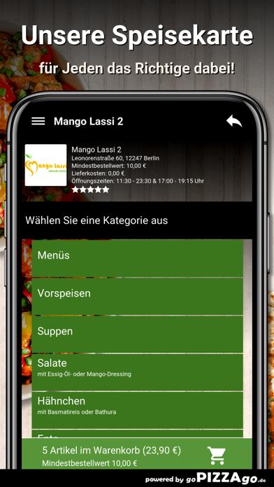 Mango Lassi 2 Berlin screenshot 4