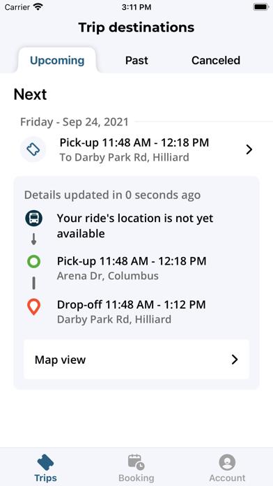 Clinton Transit screenshot 1