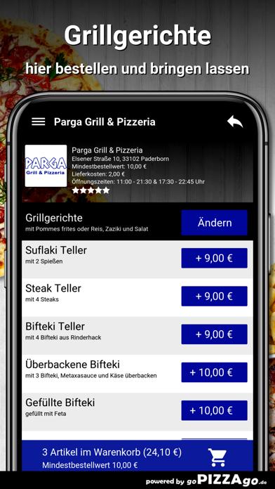 Parga Paderborn screenshot 6