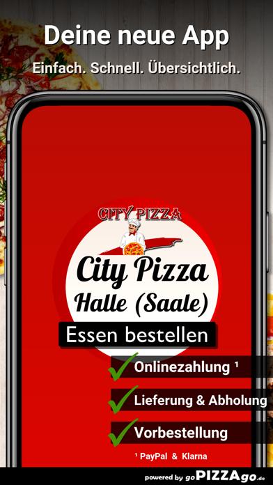 City Pizza Halle (Saale) screenshot 2