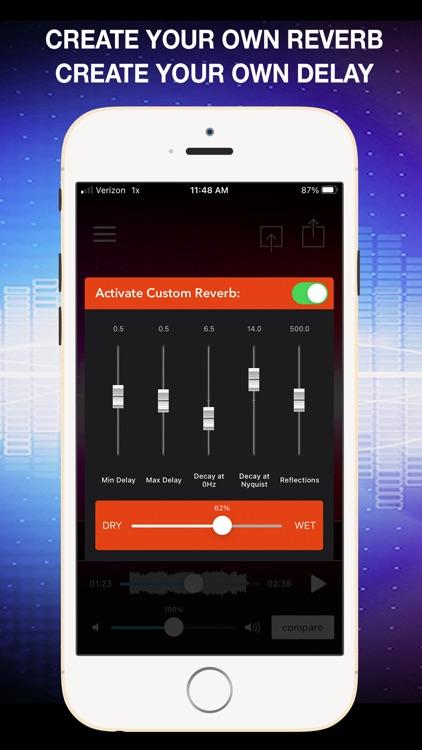 AudioMaster: Audio Mastering screenshot-6