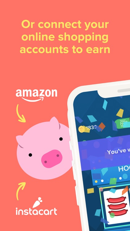 Receipt Hog: Shopping Rewards screenshot-4