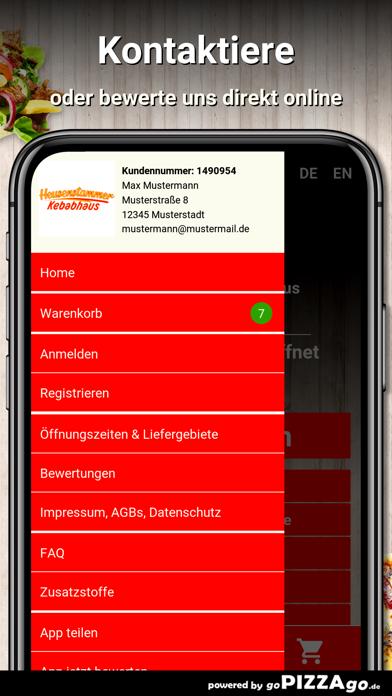 Kebabhaus Heusenstamm screenshot 3