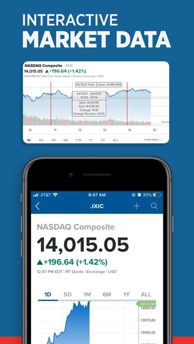 CNBC: Stock Market & Businessのおすすめ画像3